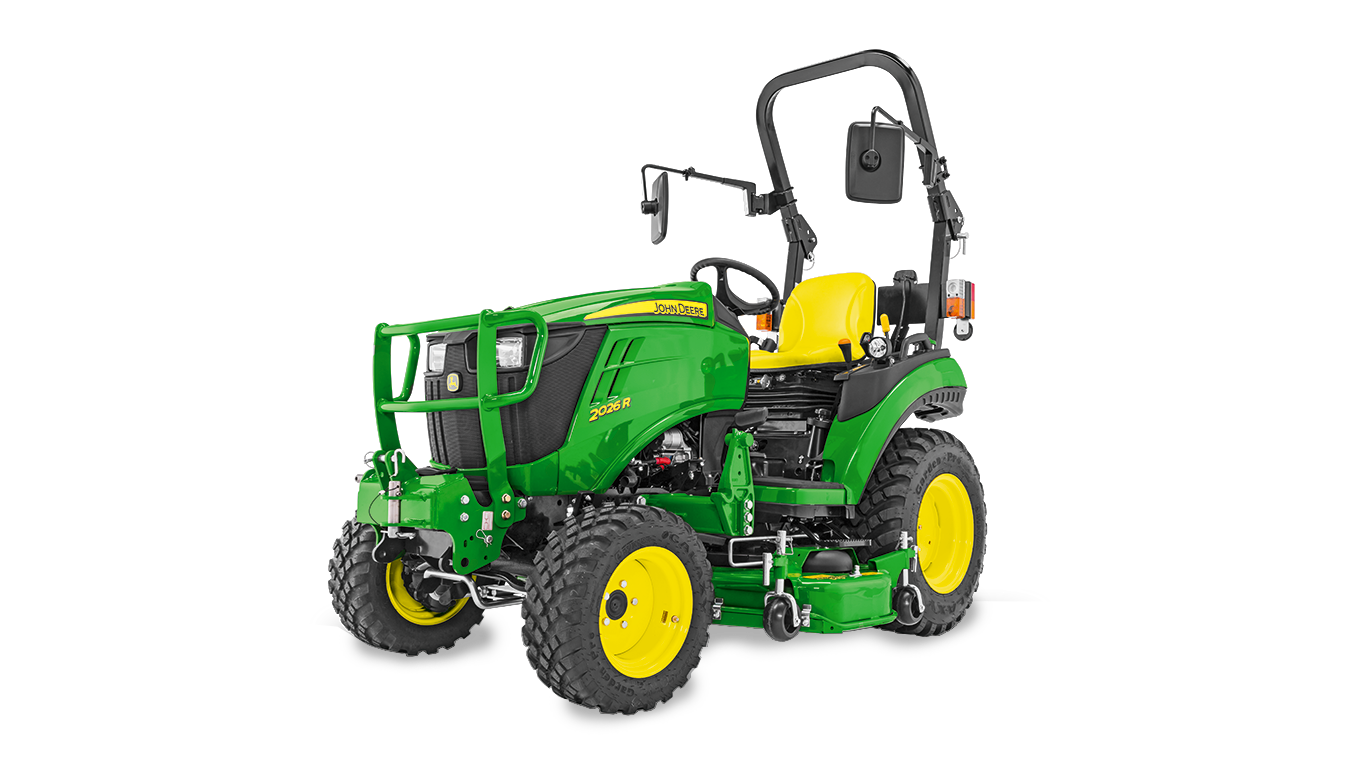 Compact Utility Tractors 2026R