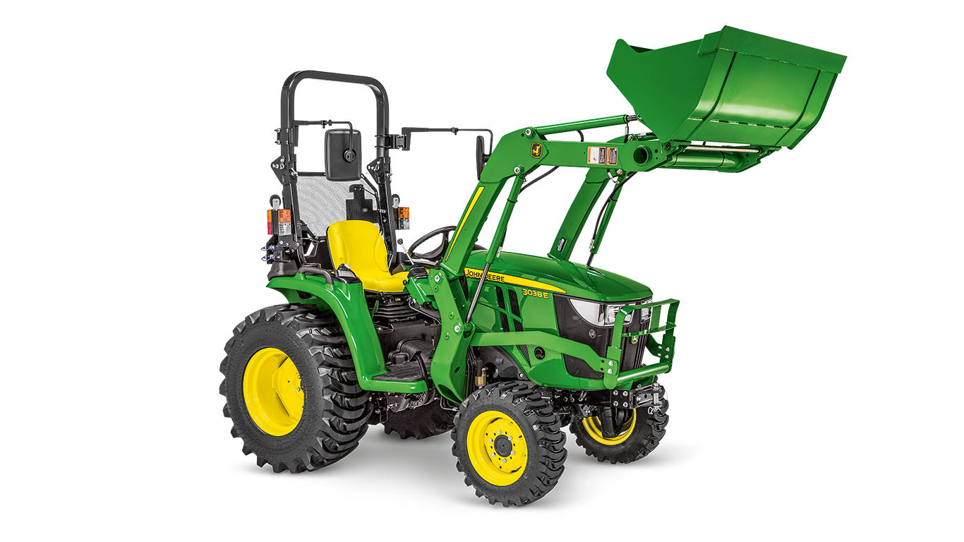 Compact Utility Tractor 3038E