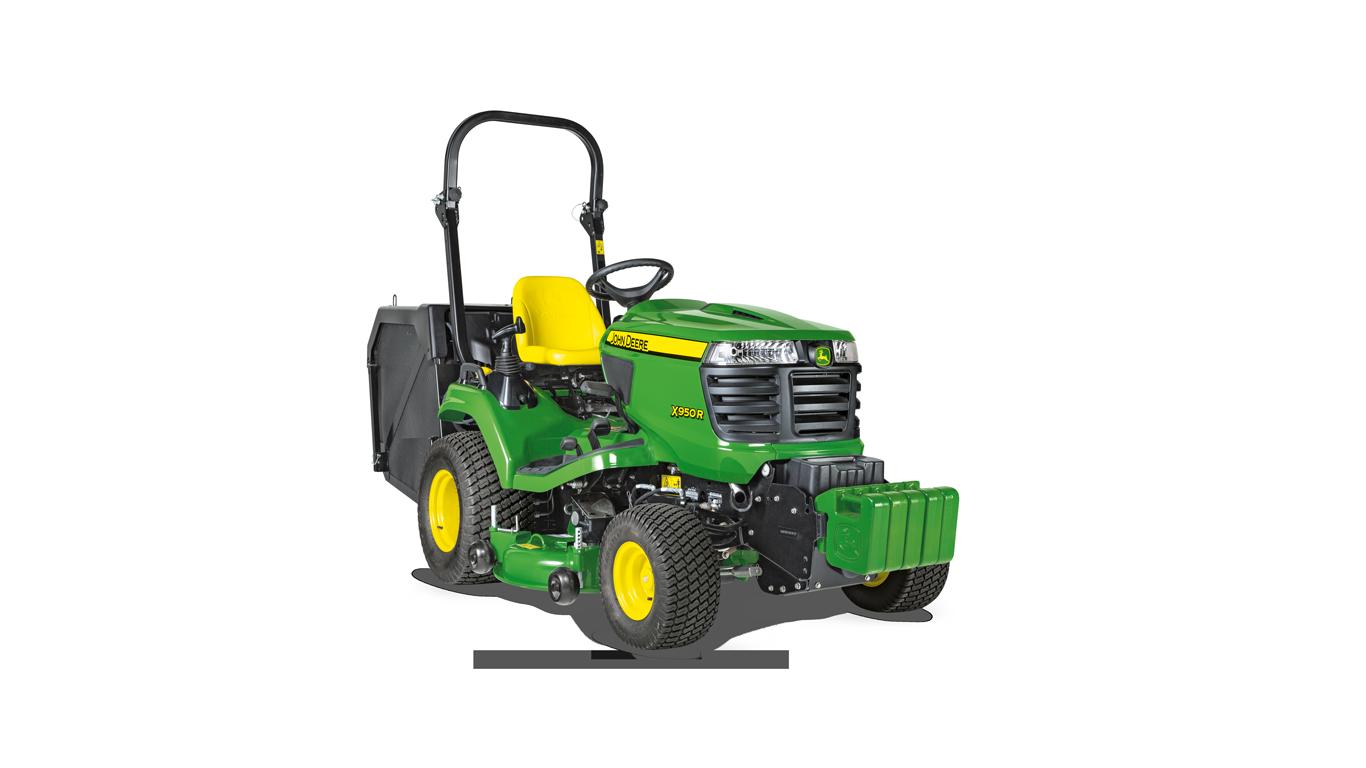 X950R maaitractor op diesel