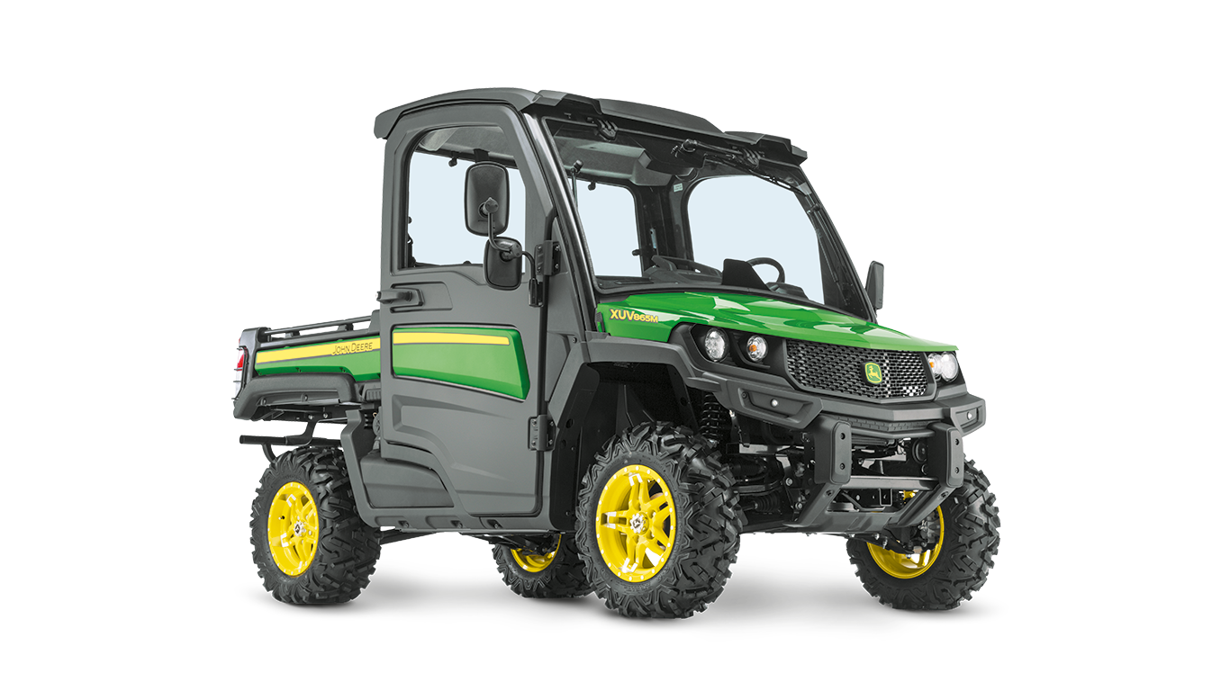Gator, Utility Vehicles, XUV865M