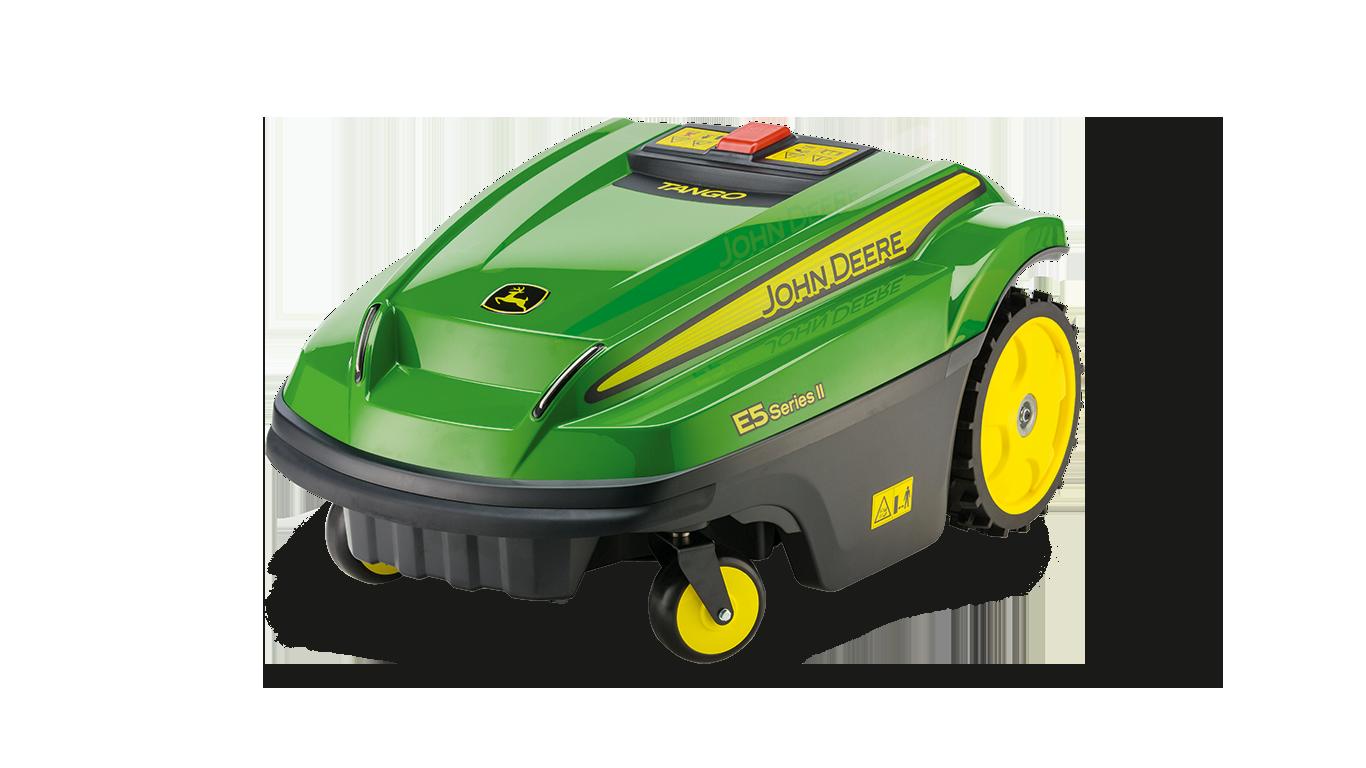 Tango E5 Series II, Robotic Mower