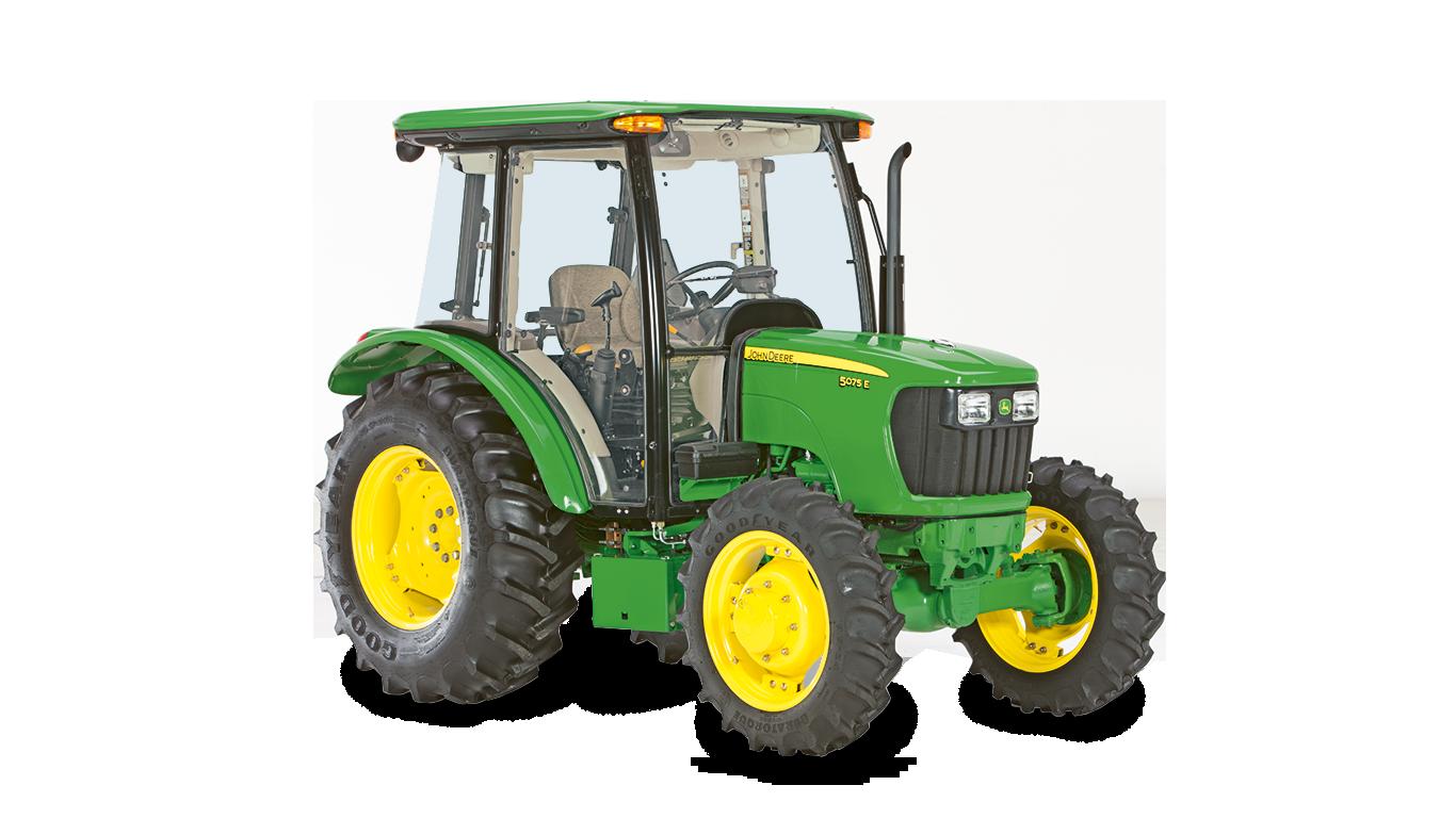Tractor, serie 5E, 5075E