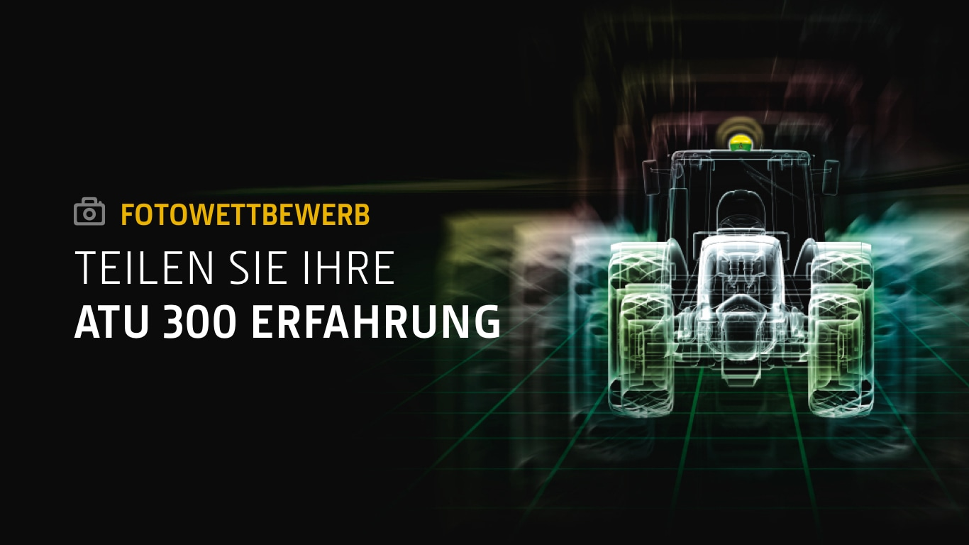Neues universelles AutoTrac 300-Paket