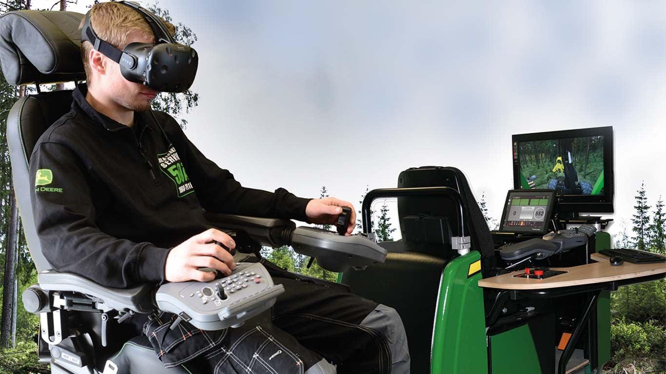Skogsmaskinsimulator