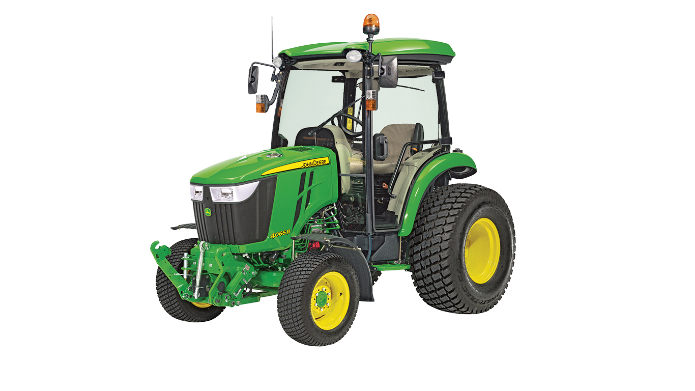 Compact Utility Tractors 4066R