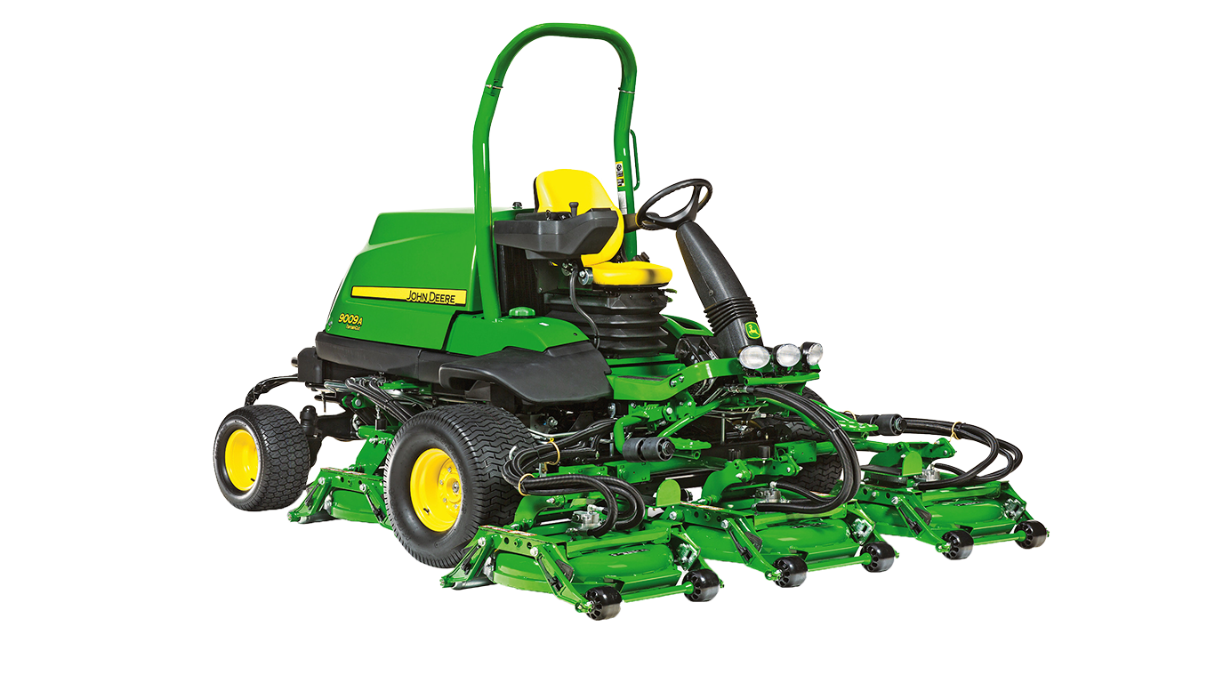 Rough Mowers 9009A