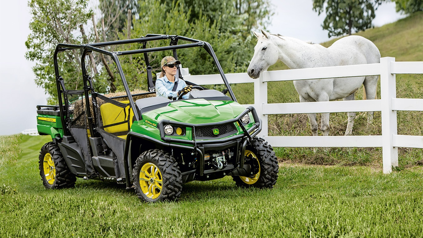 Gator Utility Vehicle Stories