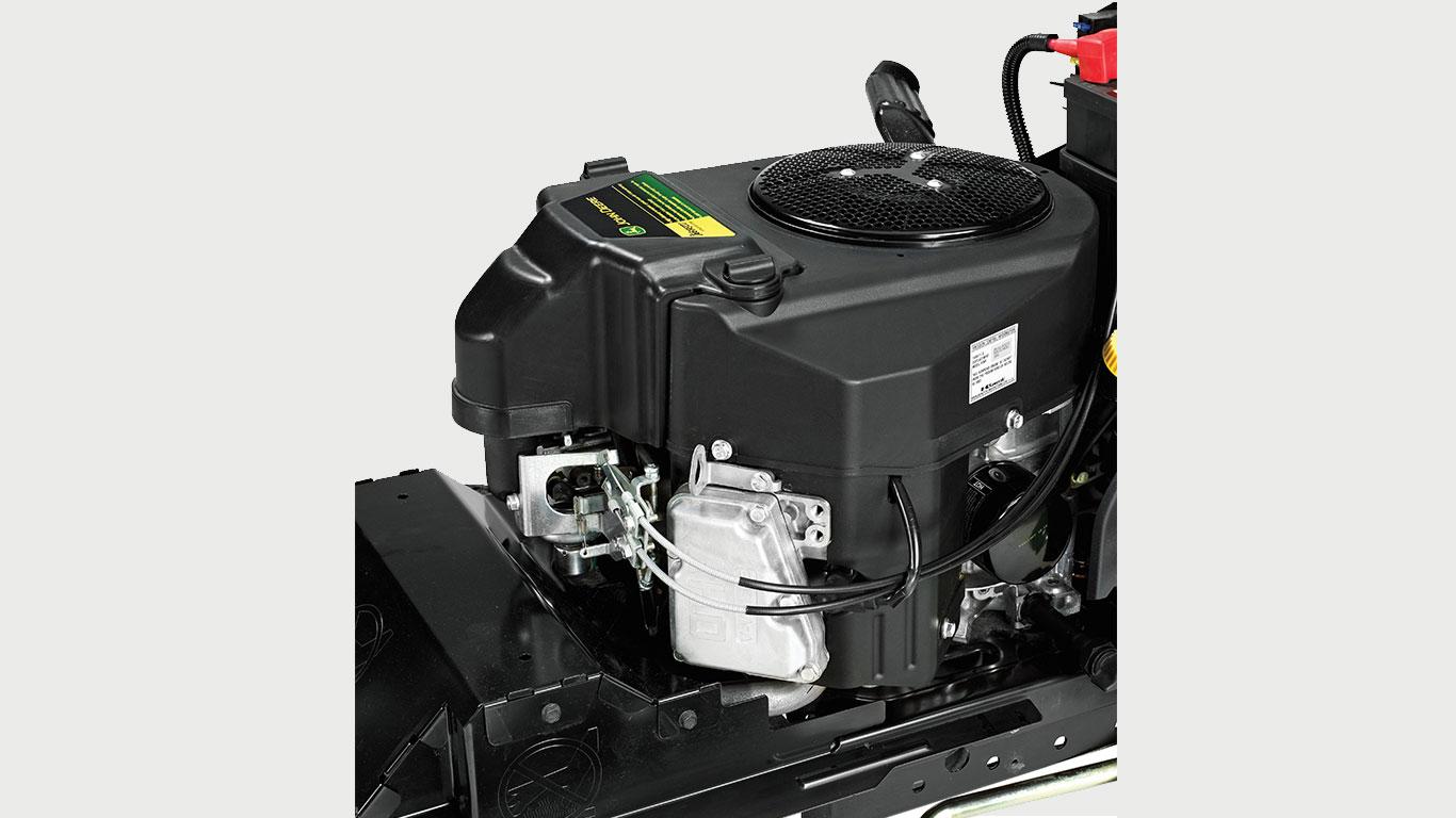 Laufruhiger 2-Zylinder-V-Motor