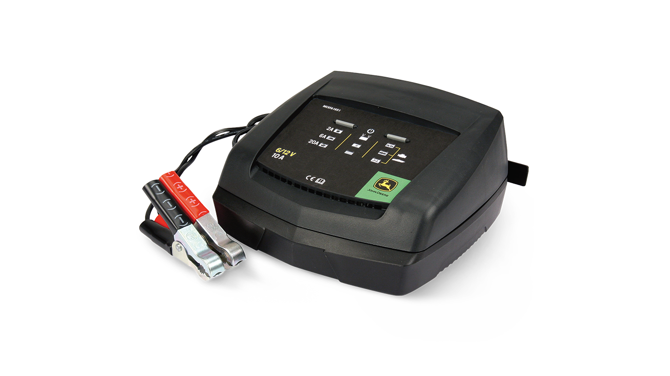 Battery maintenance charger