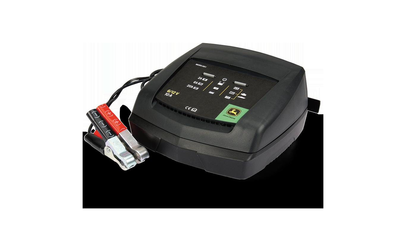 Зарядний пристрій для акумуляторів
