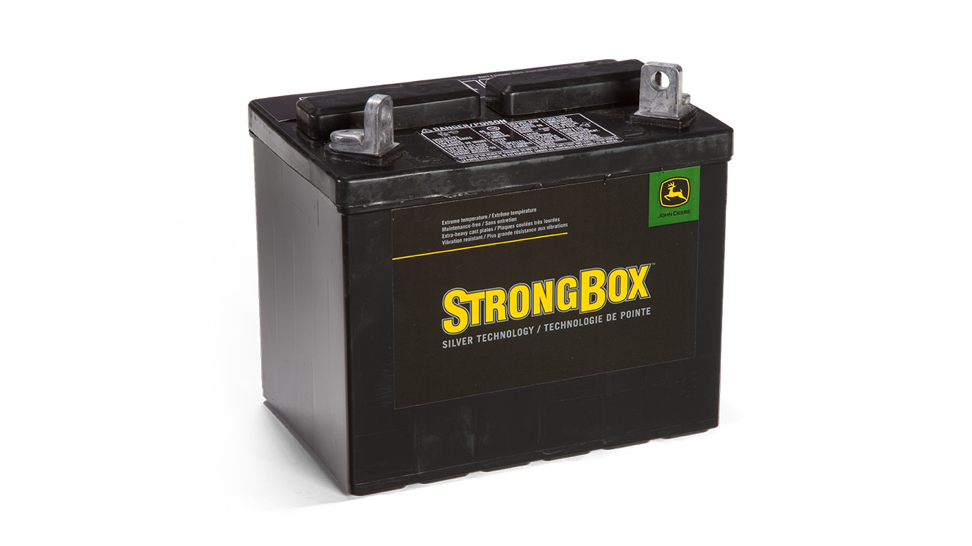 StrongBox™ MowPro Batterien