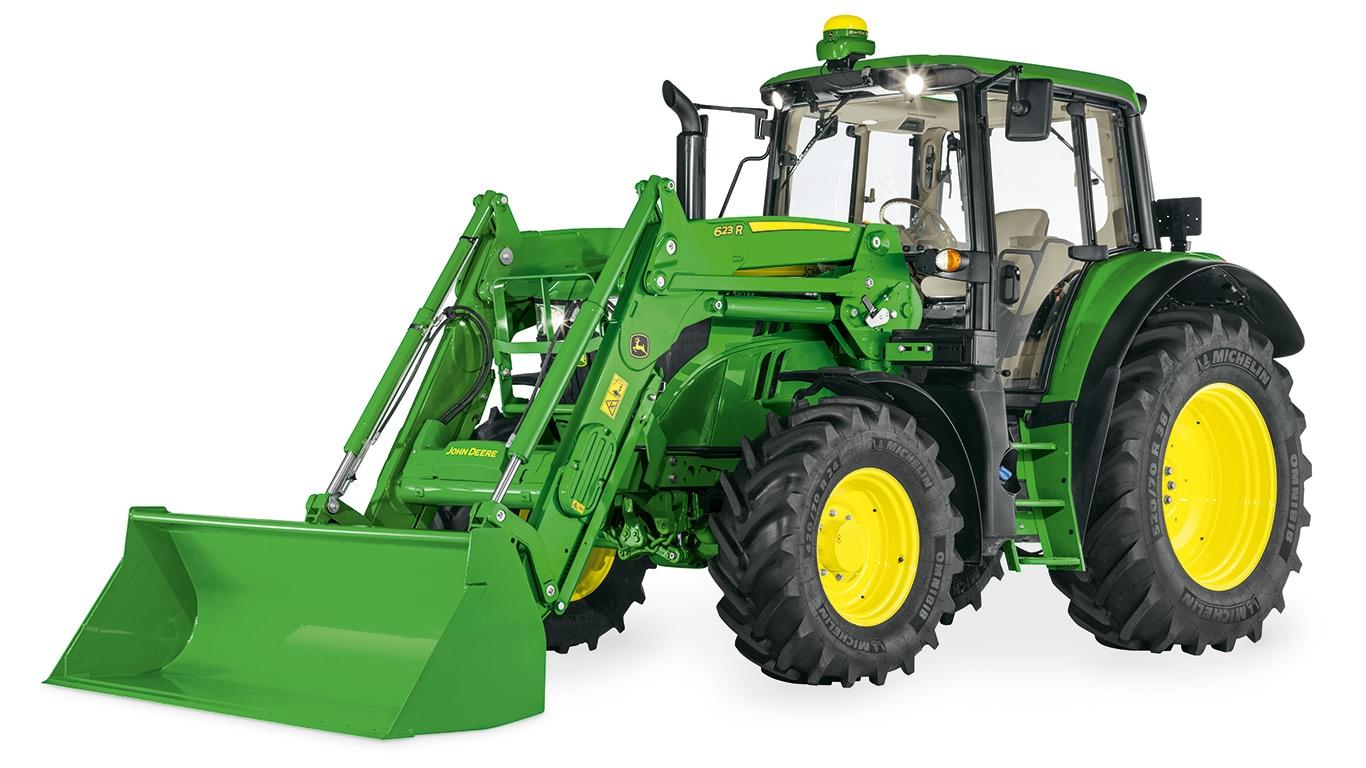Expert Check für Traktoren