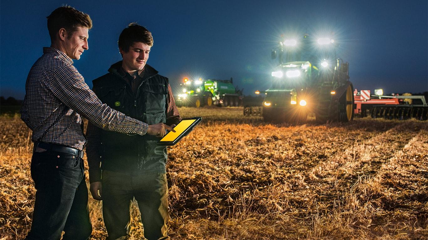 FarmSight-tjänster
