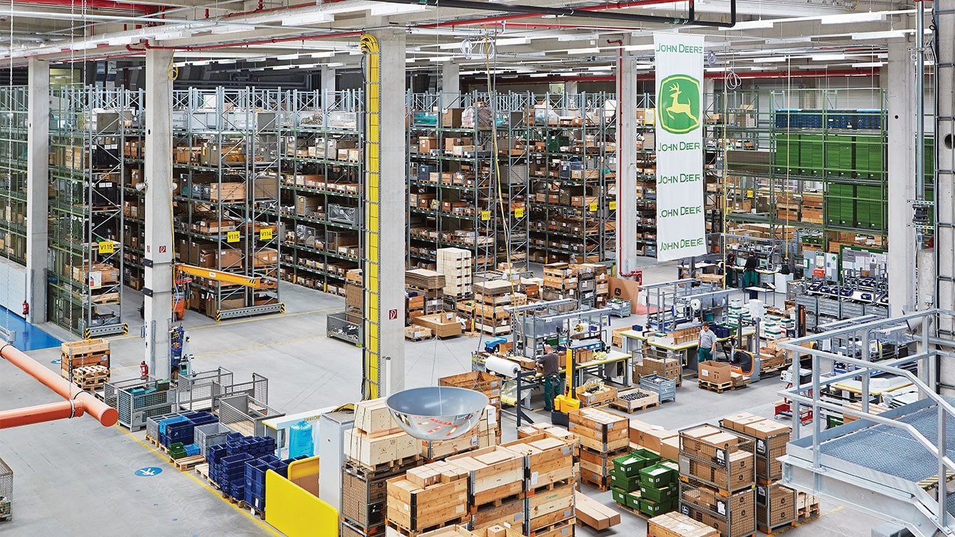European Parts Distribution Centre