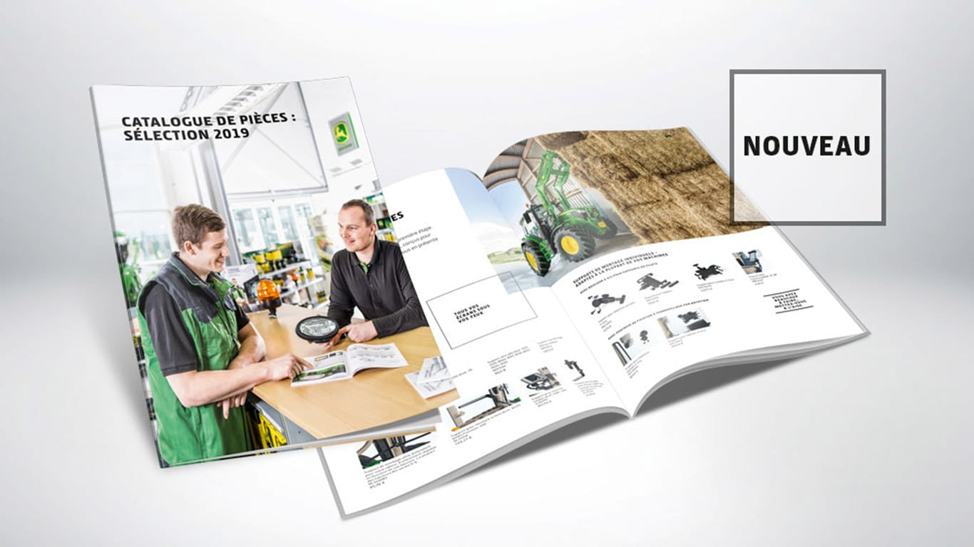 Catalogue de pièces2019