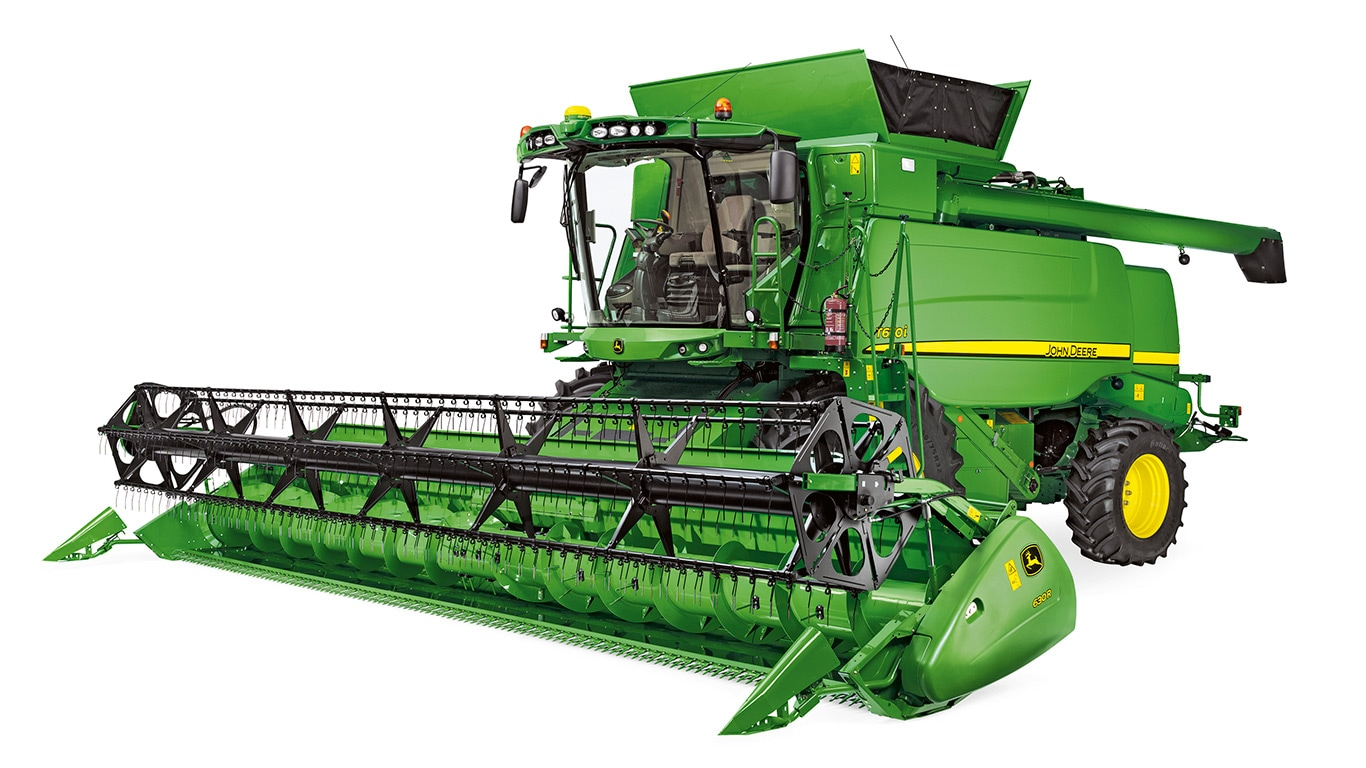 PowerGard for combines