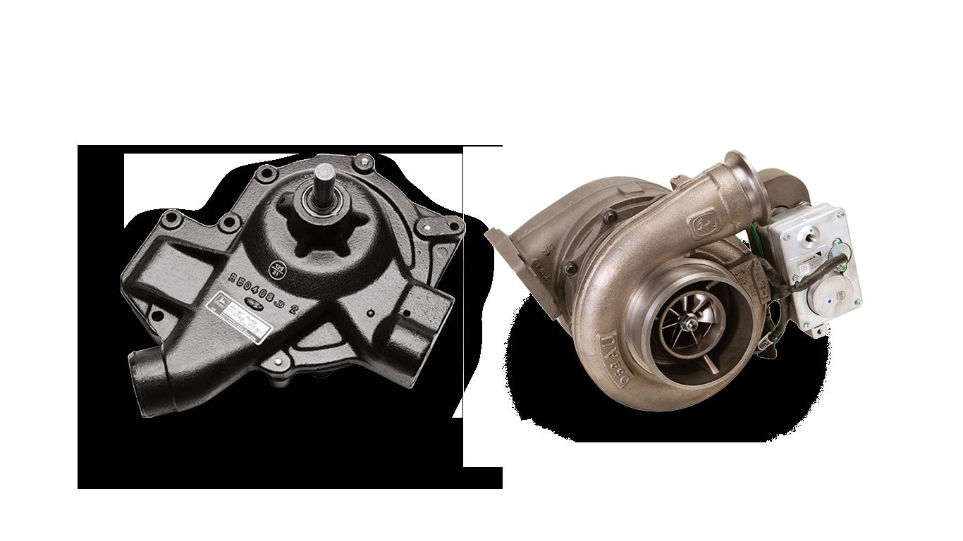 Motorcomponenten