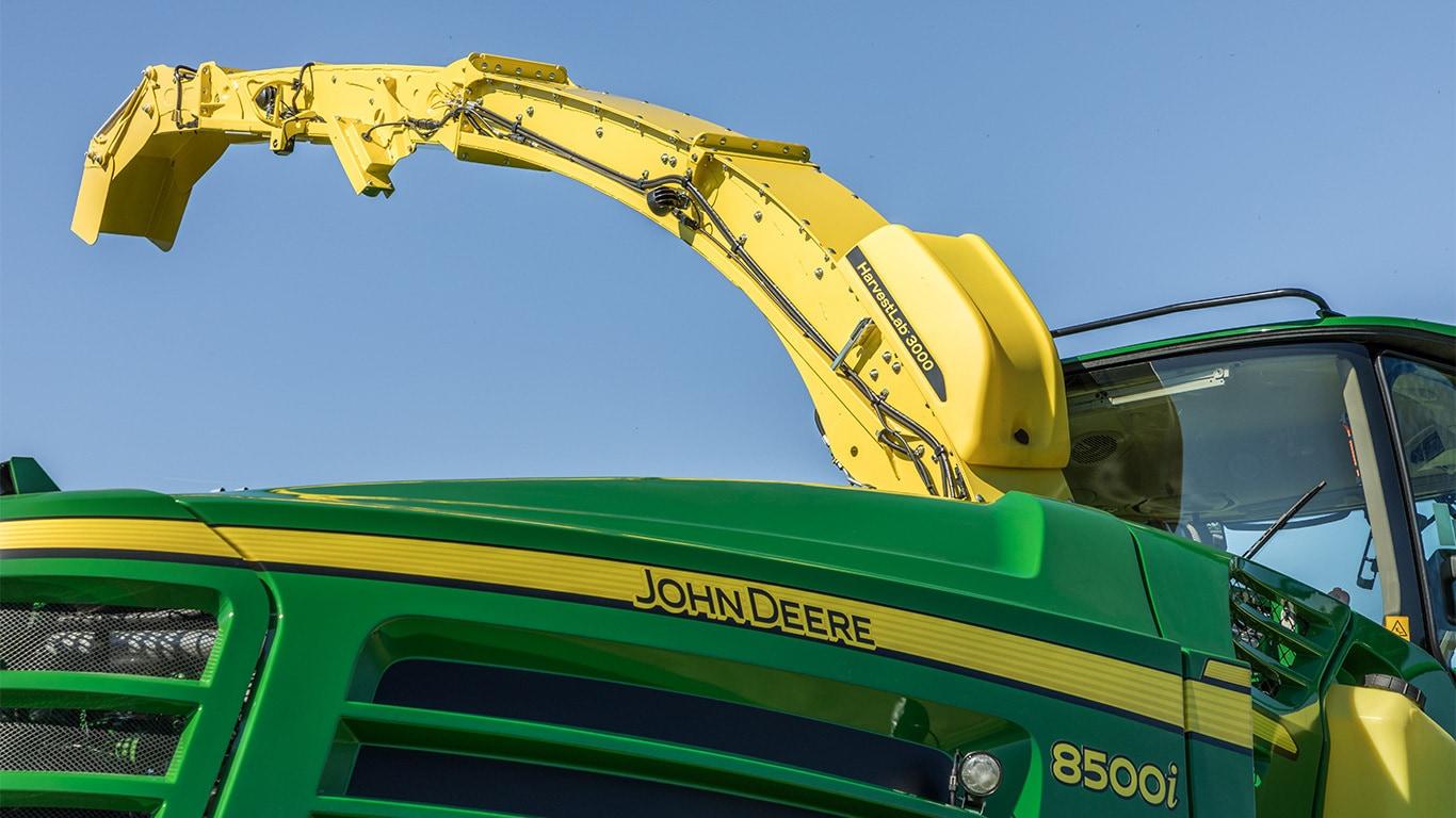 HarvestLab 3000 - Feldhäcksler