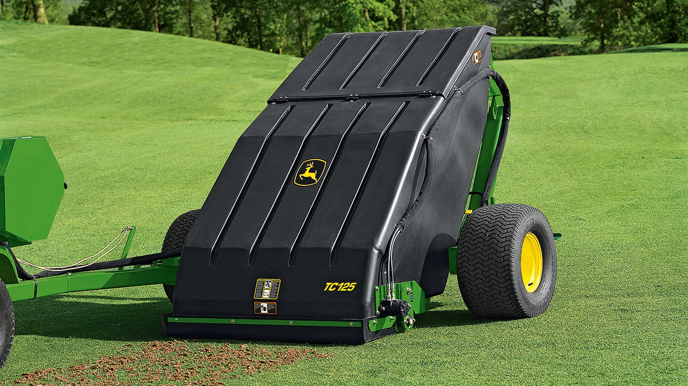 TC125 Collection System, Field, Golf Course, Golf and Sports