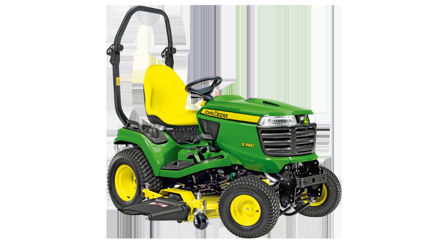 X940 Tracteurs de jardin diesel