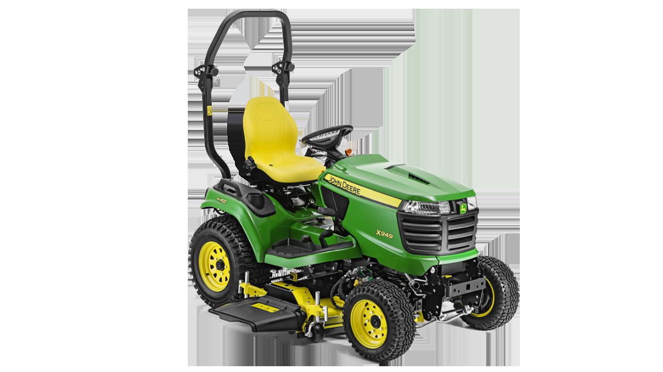 X949 Tracteurs de jardin diesel