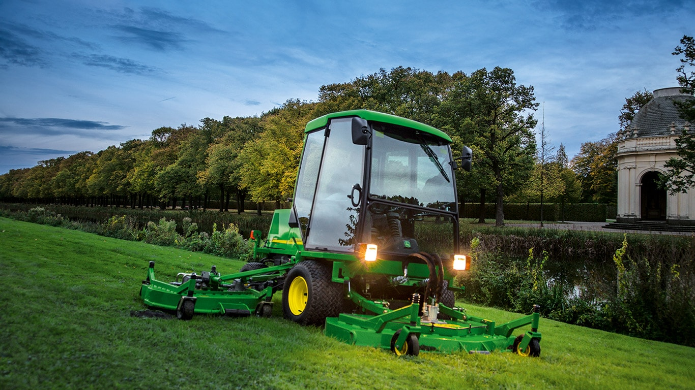 1515, Commercial Mowing, Rotary Mowers
