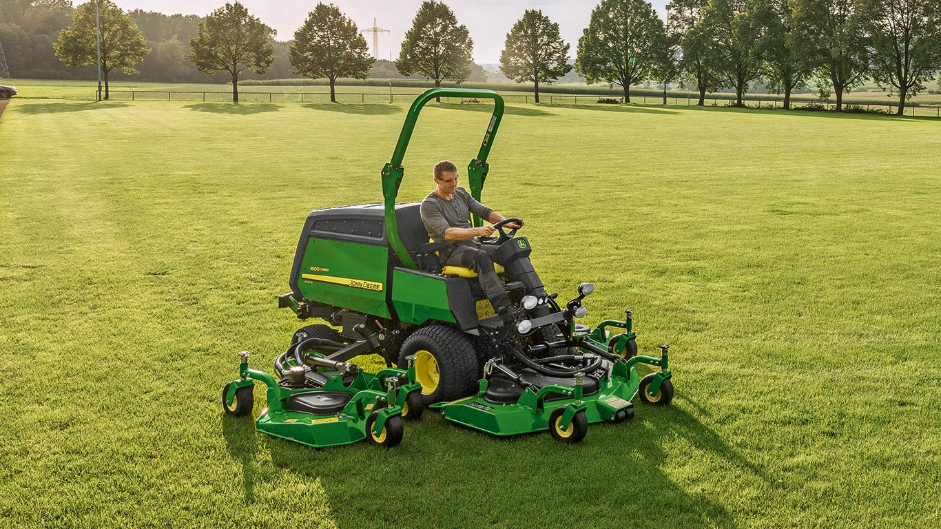1600T, Commercial Mowing, Series III, Wide-Area Mowers