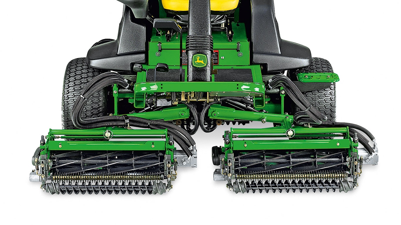 7200, Golf Mowers, Commercial Mowing, Width On Demand System