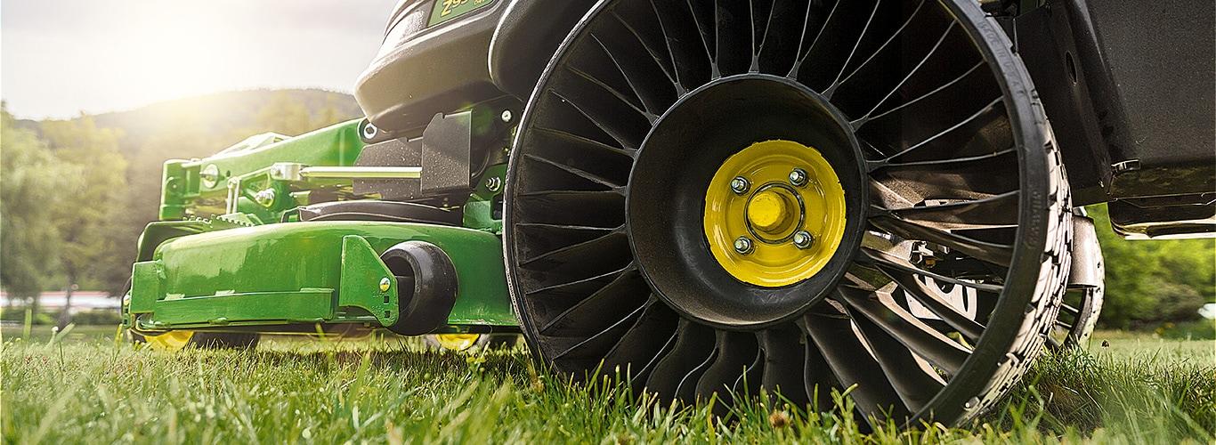 Z994R-, Z900R-serie, zero-turn-maaiers