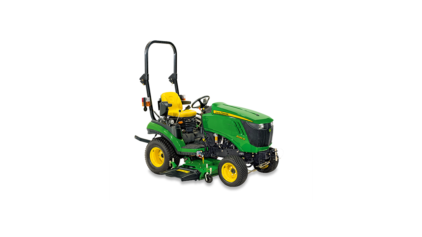 1 Series, Compact Utility Tractors