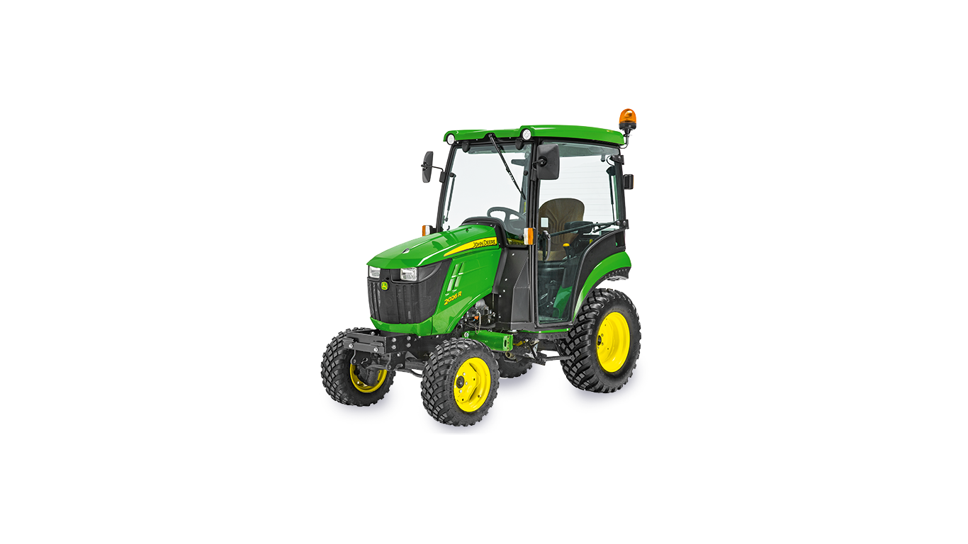 2 Series, Compact Utility Tractors