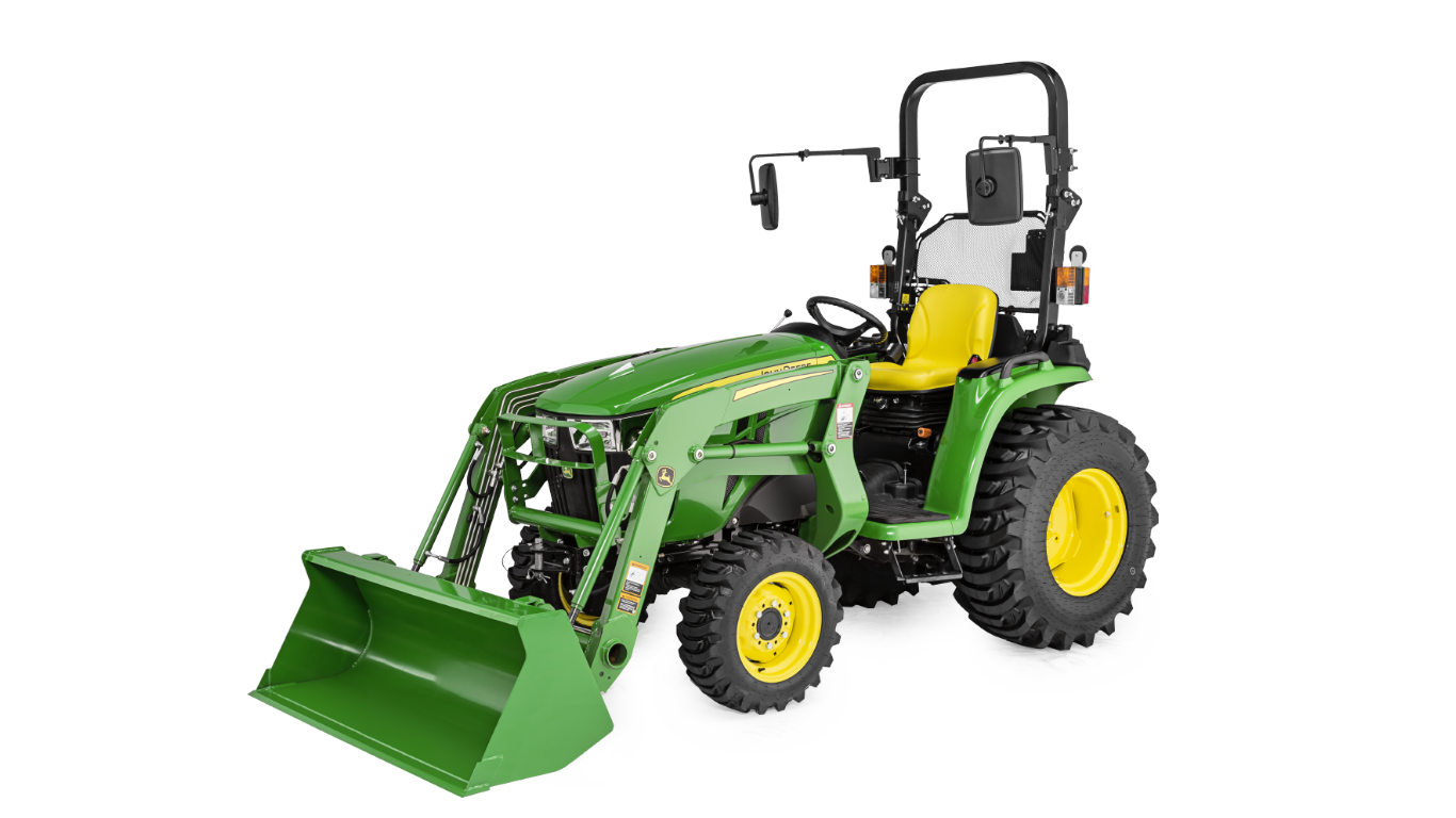 Tracteur utilitaire compact 3038E