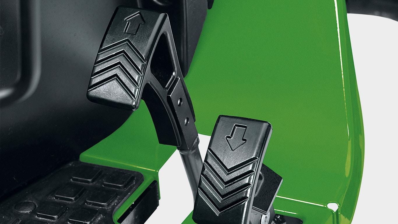 Serie 3, tractores utilitarios compactos, cargadora