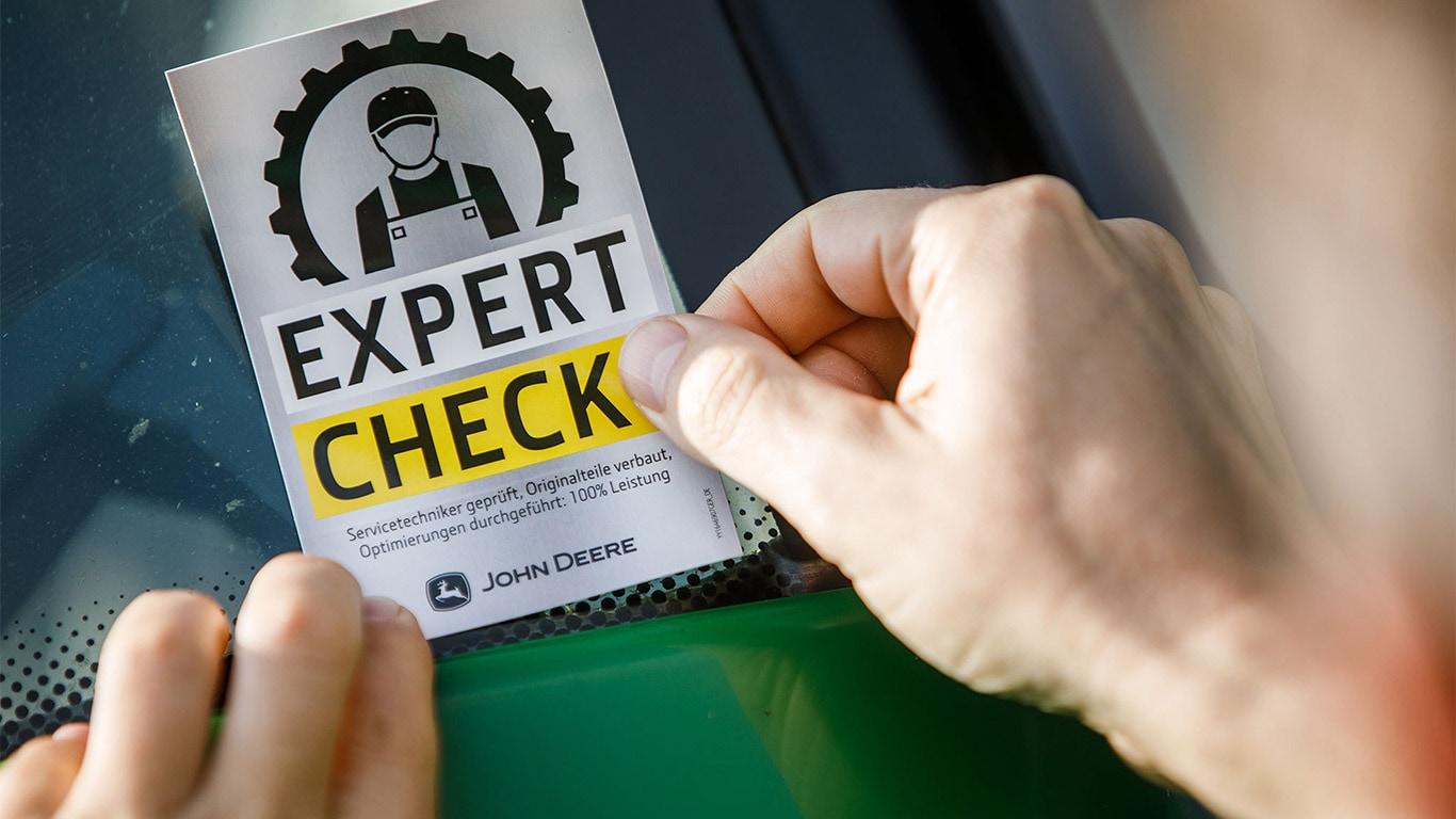 Kontrola przez eksperta