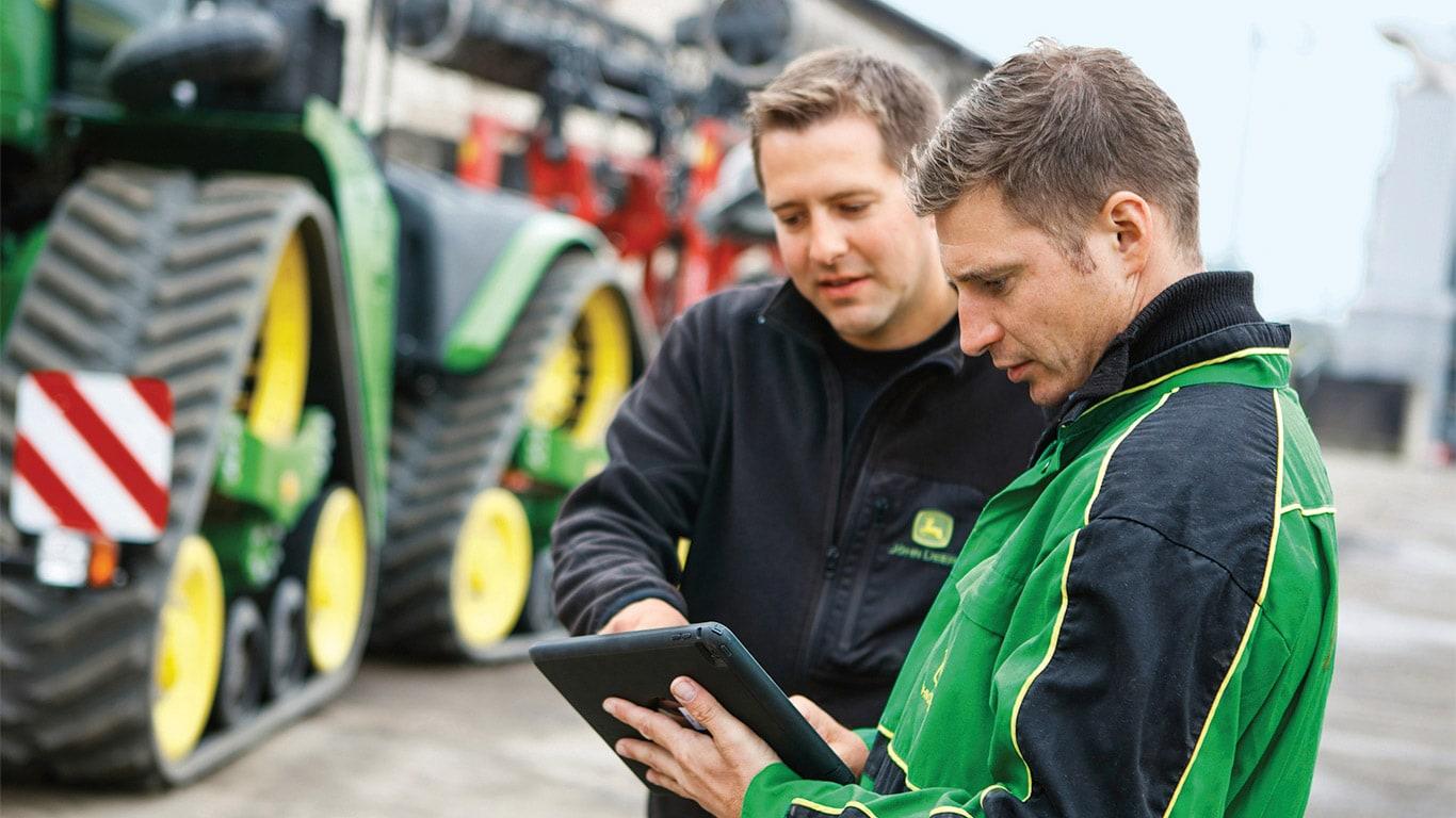 Compléments de service FarmSight