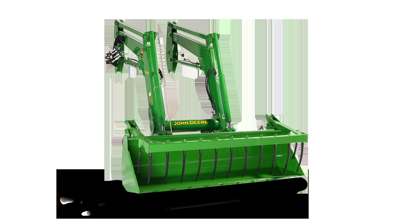 H340 Frontlastare