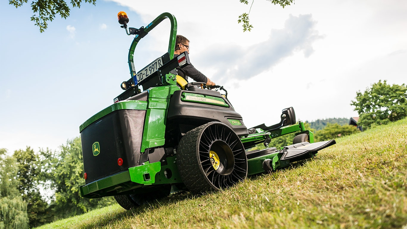 Z997R, Z900R Series, Zero-Turn Mowers, Side Discharge Deck