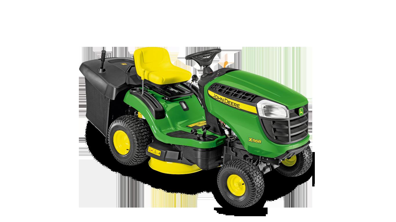 X116R Aufsitz-Rasenmäher
