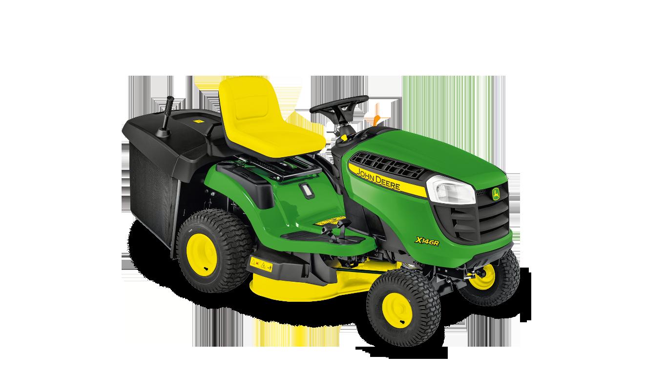 X146R Aufsitz-Rasenmäher