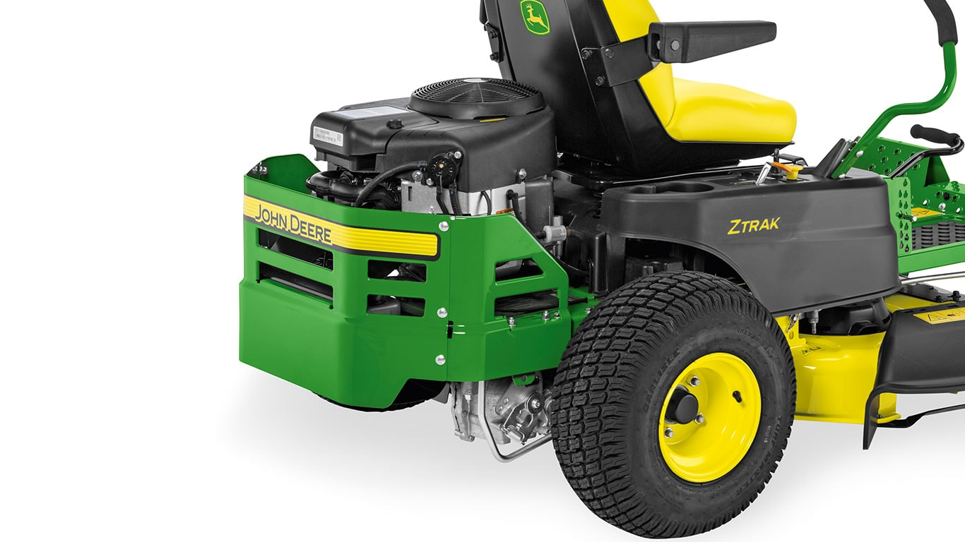 Ztrak Commercial Zero Turn Mowers With Big Engine