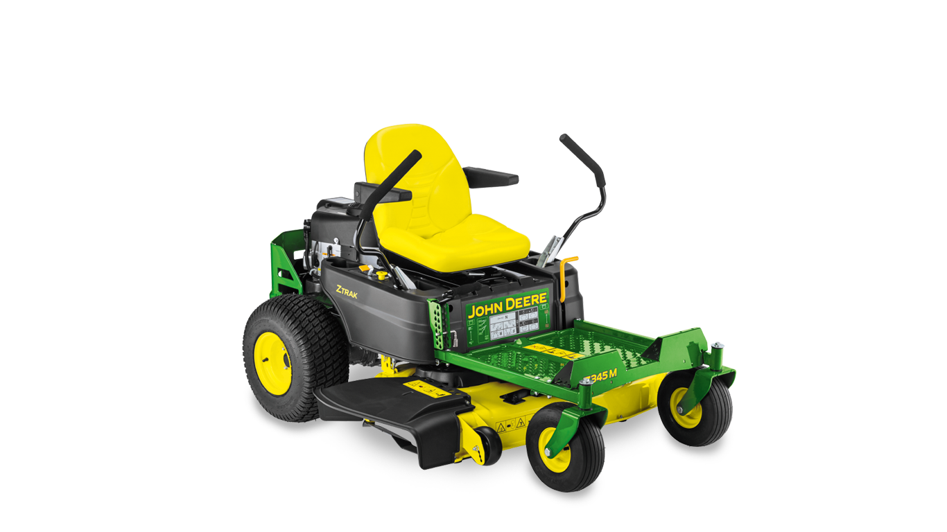 Z345M Riding Lawn Equipment