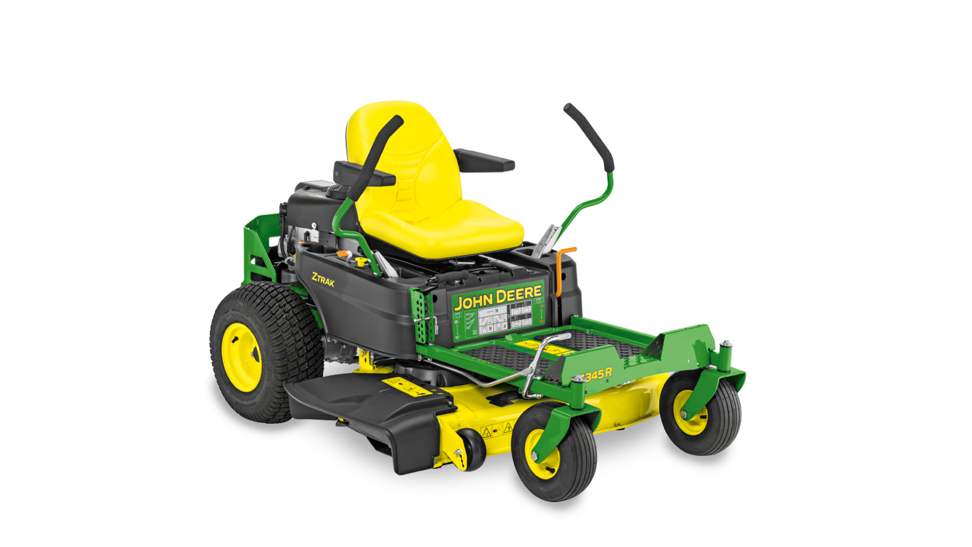 Z345R Riding Lawn Equipment