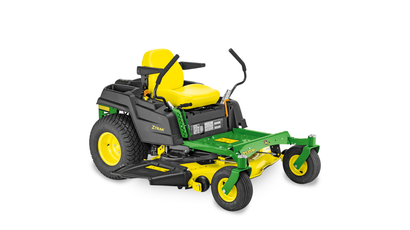 Z535M Riding Lawn Equipment