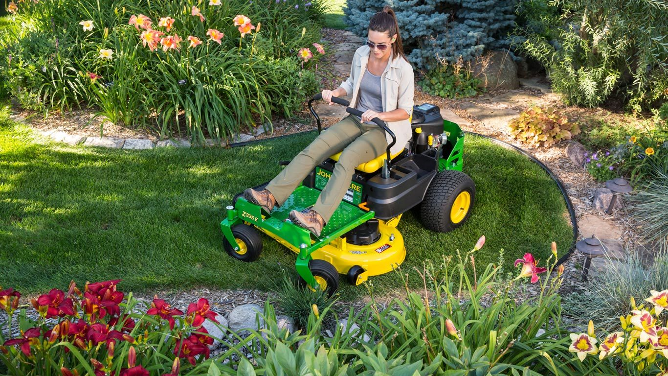ZTrak Zero-Turn Mowers