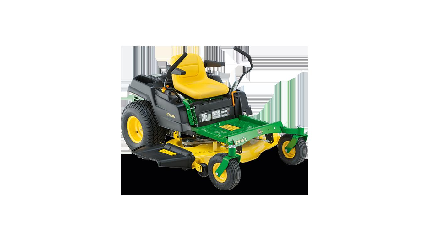 Z525E Tondeuses autoportées et tracteurs de jardin