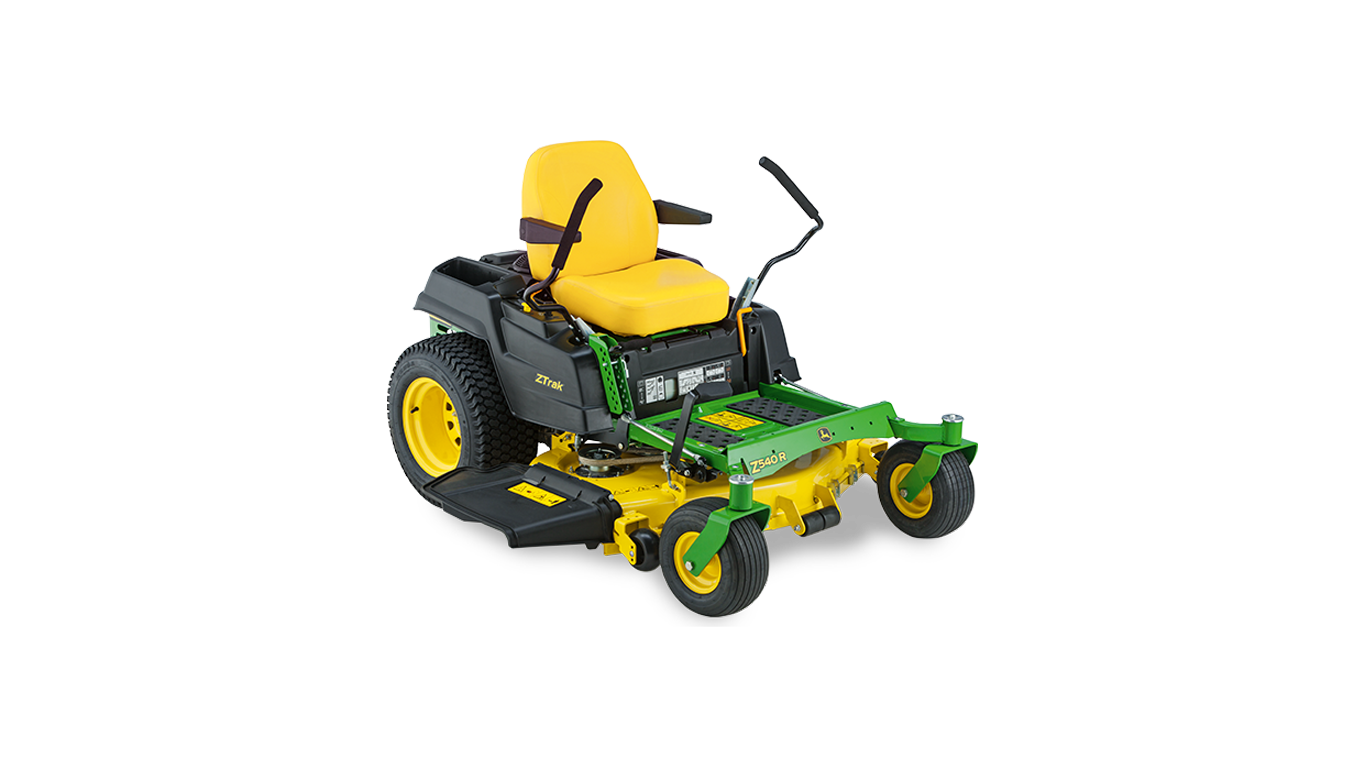 Z540R Riding Lawn Equipment