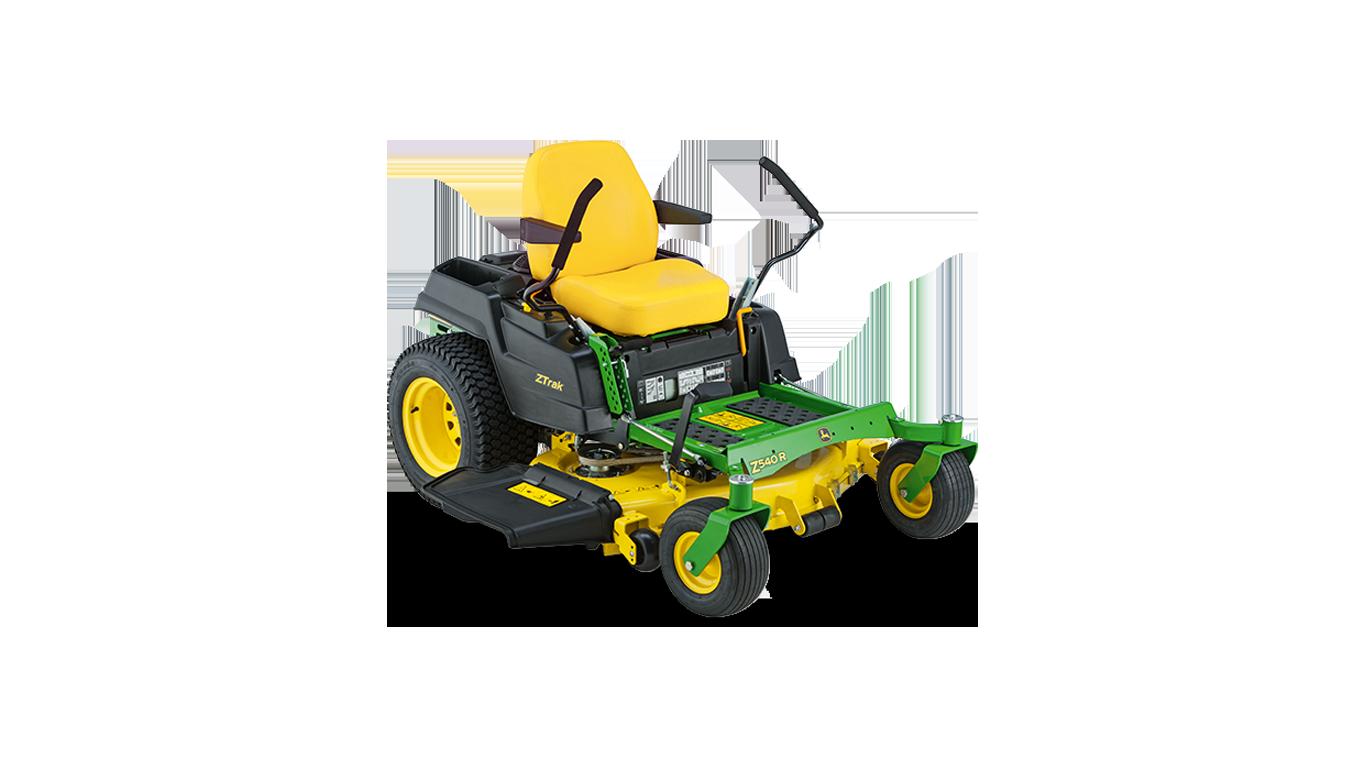Z540R Tondeuses autoportées et tracteurs de jardin