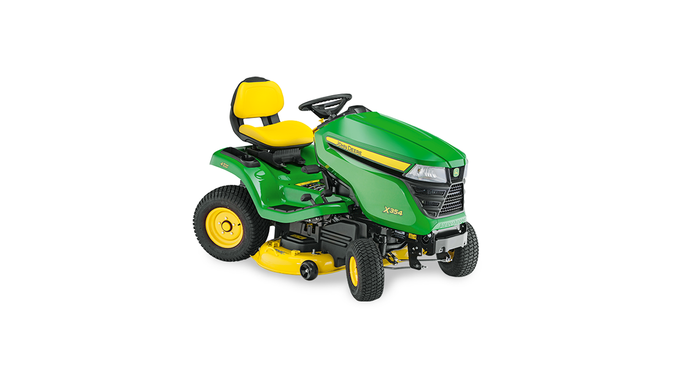 X354 Riding Lawn Equipment