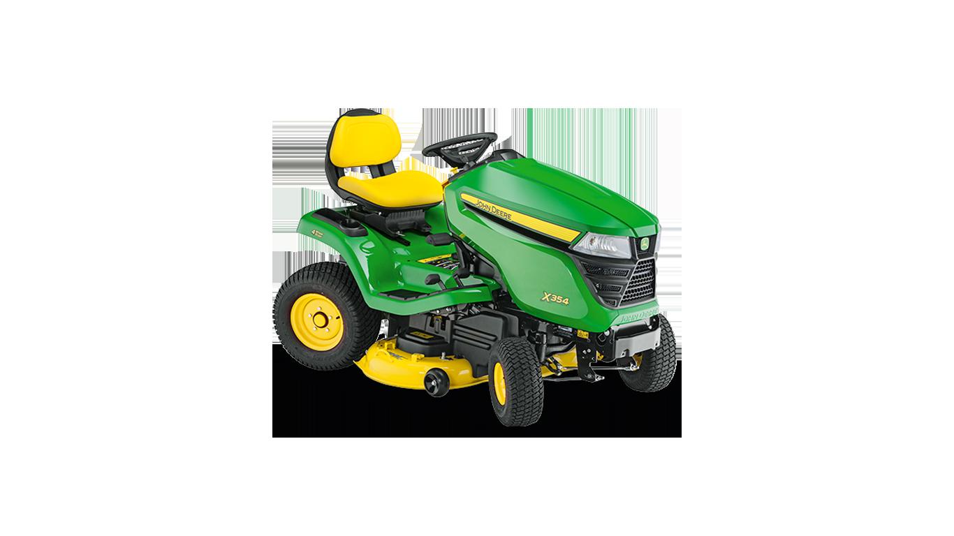 X354 Tondeuses autoportées et tracteurs de jardin