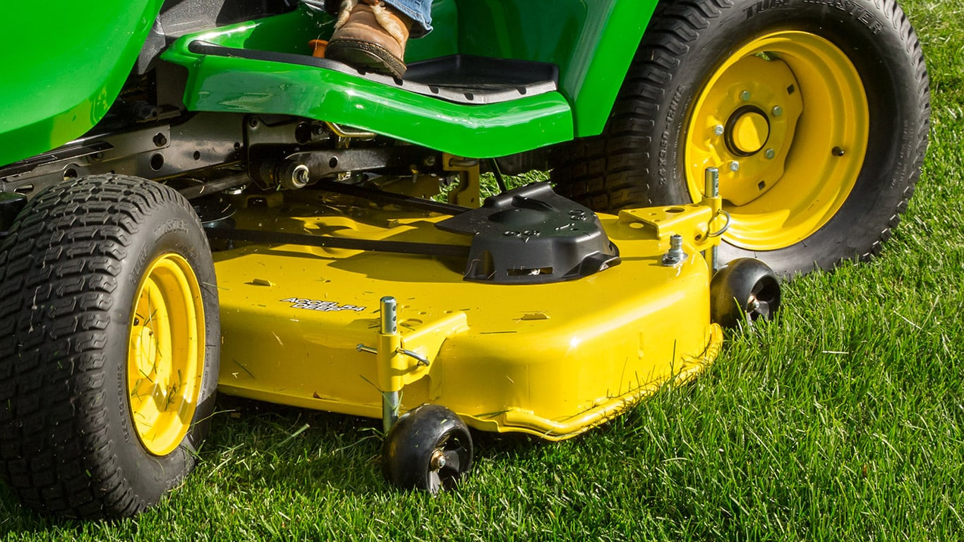 Lawn Tractors, Mower Decks, Riding Lawn Equipment